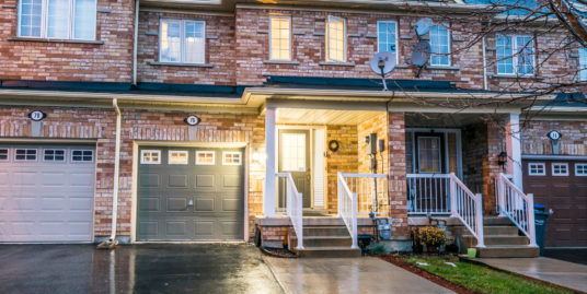 76 Tanasi Road – Brampton, ON