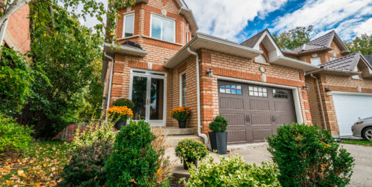 3790 Forest Bluff Crescent – Mississauga, ON