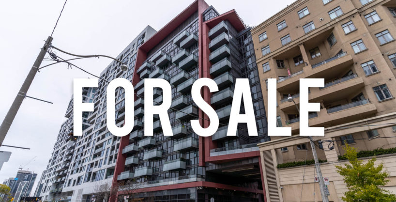 1132-560 Front Street, Toronto